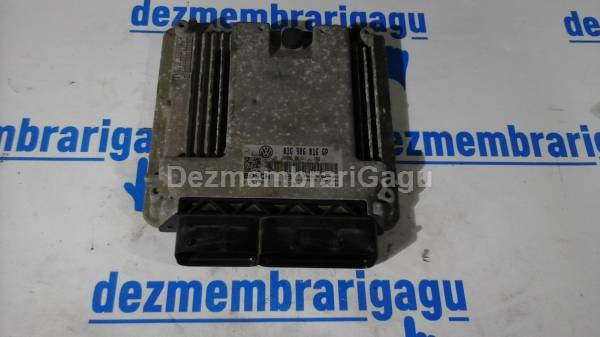 Calculator motor ecm ecu Volkswagen Caddy Iii
