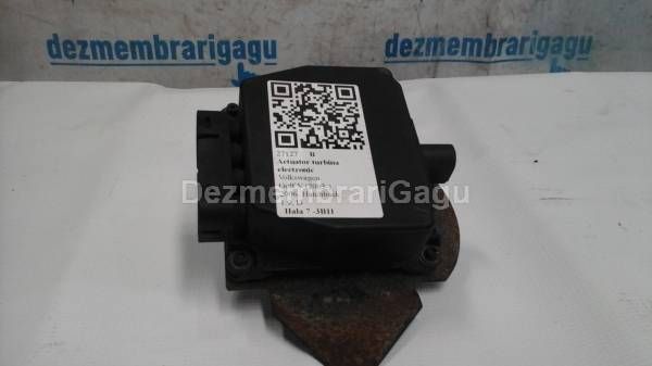 Actuator turbina electronic Volkswagen Golf V